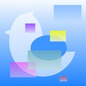 iPhone、iPadアプリ「Twidee 3D Viewer for Twitter」のアイコン