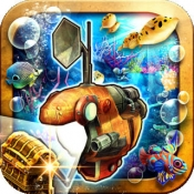 iPhone、iPadアプリ「DIVE ~The Mystery Of Abyss~」のアイコン