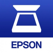 iPhone、iPadアプリ「Epson DocumentScan」のアイコン