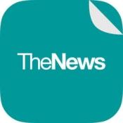iPhone、iPadアプリ「TheNews-ザ・ニュース」のアイコン