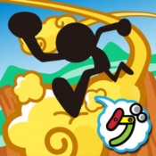 iPhone、iPadアプリ「乗れ!金斗雲」のアイコン