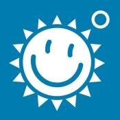 iPhone、iPadアプリ「正確な天気 YoWindow」のアイコン