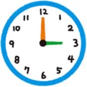 iPhone、iPadアプリ「clock camera」のアイコン