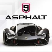 iPhone、iPadアプリ「アスファルト9:Legends - (Asphalt 9)」のアイコン