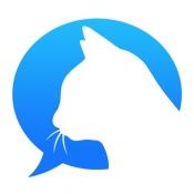 iPhone、iPadアプリ「おしゃべりどうぶつ3D」のアイコン
