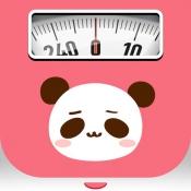 iPhone、iPadアプリ「超簡単!体重管理ダイエットbyだーぱん」のアイコン