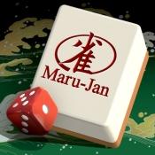 iPhone、iPadアプリ「オンライン麻雀 Maru-Jan」のアイコン