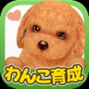 iPhone、iPadアプリ「てのひらワンコ 【スマホでわんこ育成】」のアイコン