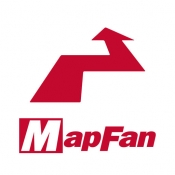 iPhone、iPadアプリ「MapFan AR Global」のアイコン