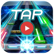 iPhone、iPadアプリ「タップチューブ(TapTube)」のアイコン