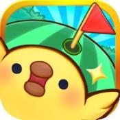 iPhone、iPadアプリ「ぴよゴルフ」のアイコン