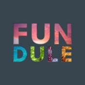 iPhone、iPadアプリ「FUNDULE 写真&カレンダー 人気の話題や楽しい体験を写真で共有」のアイコン