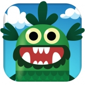 iPhone、iPadアプリ「Teach Your Monster to Read」のアイコン