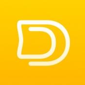 iPhone、iPadアプリ「DateClips」のアイコン