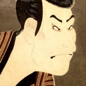iPhone、iPadアプリ「浮世絵壁紙 - 美しい日本画ギャラリー」のアイコン