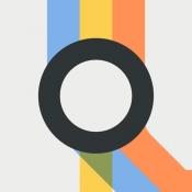iPhone、iPadアプリ「ミニメトロ」のアイコン