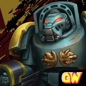 iPhone、iPadアプリ「Warhammer 40,000: Space Wolf」のアイコン