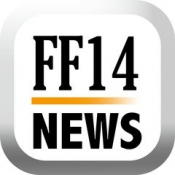 iPhone、iPadアプリ「FF14最新ブログまとめニュース for ファイナルファンタジー14」のアイコン