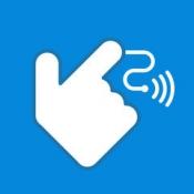 iPhone、iPadアプリ「手書き電話UD」のアイコン