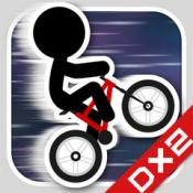 iPhone、iPadアプリ「チャリ走DX2 ギャラクシー」のアイコン