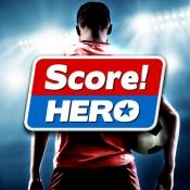 iPhone、iPadアプリ「Score! Hero」のアイコン