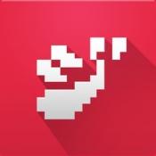 iPhone、iPadアプリ「お笑い・ねこ・音楽の動画まとめ!ジカンドロボウ」のアイコン