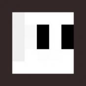 iPhone、iPadアプリ「Flatty 8bits」のアイコン