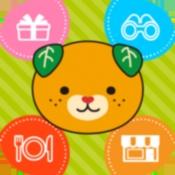 iPhone、iPadアプリ「愛顔のえひめ・みかん人倶楽部」のアイコン