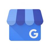 iPhone、iPadアプリ「Googleマイビジネス」のアイコン