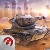 iPhone、iPadアプリ「World of Tanks Blitz」のアイコン