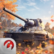 iPhone、iPadアプリ「World of Tanks Blitz」のアイコン