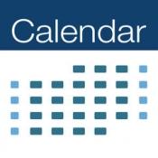 iPhone、iPadアプリ「ハチカレンダー3 - 縦スクロールカレンダー、ウィジェットカレンダー」のアイコン