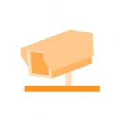 iPhone、iPadアプリ「オービス警報 - オービス/速度取締り&渋滞」のアイコン