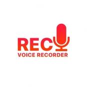 iPhone、iPadアプリ「ボイスレコーダー+ オーディオ録音」のアイコン