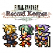 iPhone、iPadアプリ「FINAL FANTASY Record Keeper」のアイコン