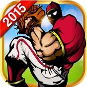 iPhone、iPadアプリ「がんばる野球王 2015」のアイコン