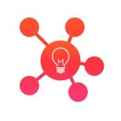 iPhone、iPadアプリ「Mind Vector」のアイコン