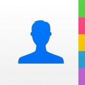 iPhone、iPadアプリ「連絡先SS - 連絡先のグループ分け」のアイコン