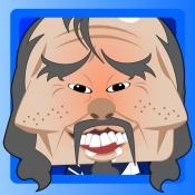 iPhone、iPadアプリ「セーラー服おじさん伝説 -無料の育成ゲーム」のアイコン