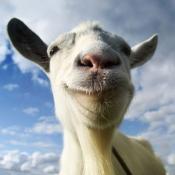 iPhone、iPadアプリ「Goat Simulator」のアイコン