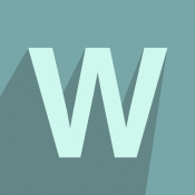 iPhone、iPadアプリ「ウィキグラフ」のアイコン