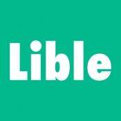 iPhone、iPadアプリ「Lible」のアイコン