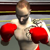 iPhone、iPadアプリ「BOXING WITH ZOMBIE 3D」のアイコン