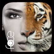 iPhone、iPadアプリ「InstaFace:face eyes blend morph with animal effect」のアイコン