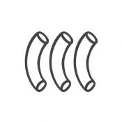 iPhone、iPadアプリ「macaroni(マカロニ)」のアイコン