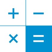 iPhone、iPadアプリ「計算機+ 式が見える電卓 Pro」のアイコン