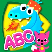 iPhone、iPadアプリ「Pinkfong ABCフォニックス」のアイコン