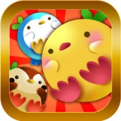iPhone、iPadアプリ「ぴよころ」のアイコン