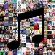 iPhone、iPadアプリ「PICTUNES300(ピクチューンズ) 〜ジャケ買いしちゃうかも!?楽曲のジャケットを楽しめるアプリ!」のアイコン
