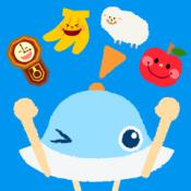 iPhone、iPadアプリ「もっと!あそベビぷらす 2歳から楽しめる感覚遊びアプリ」のアイコン